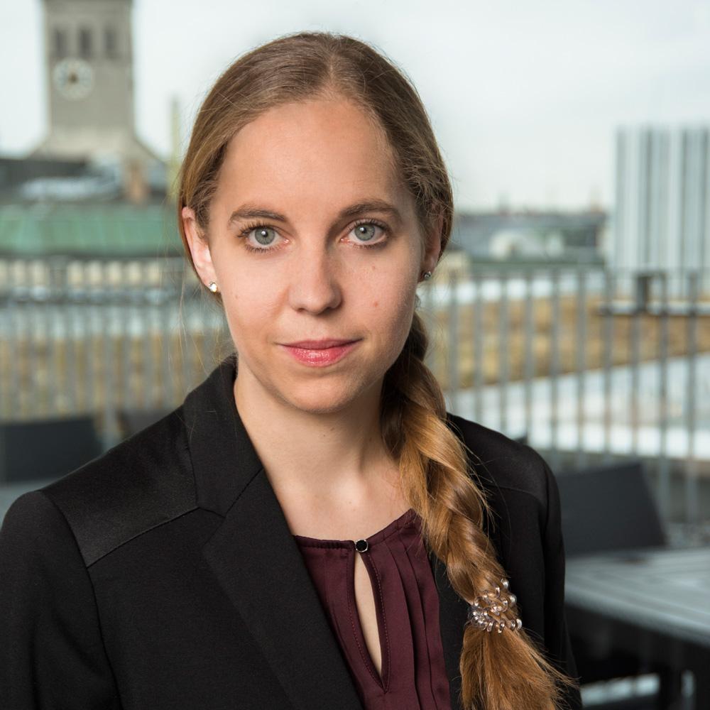 Max Planck Foundation Johanna Pöllath