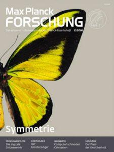 Max Planck Forschung Magazin 2016/02