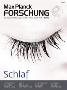 MaxPlanckForschung Magazin 2016/03