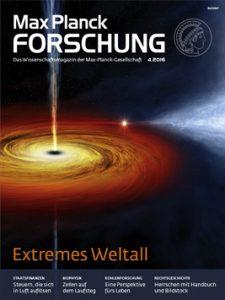 Max Planck Forschung Magazin